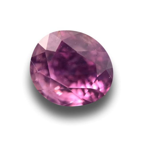 1.07 Carats | Natural Pink Sapphire|Loose Gemstone| Sri Lanka - New