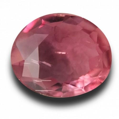 1.14 Carats | Natural Orange Pink padparadscha |Loose Gemstone|New| Sri Lanka