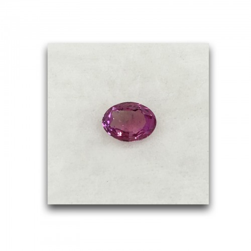 1.07 CTS | Natural Pink sapphire |Loose Gemstone|New| Sri Lanka