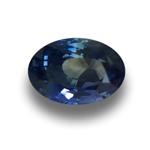 2.59 Carats | Natural Unheated Blue Sapphire|Loose Gemstone|New| Sri Lanka