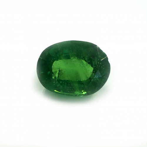 1.13 Carats | Natural Unheated Garnet Tsavorite|Loose Gemstone|New| Sri Lanka
