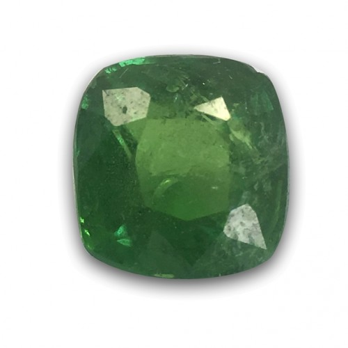 1.43 Carats | Natural Unheated Garnet Tsavorite|Loose Gemstone|New| Sri Lanka