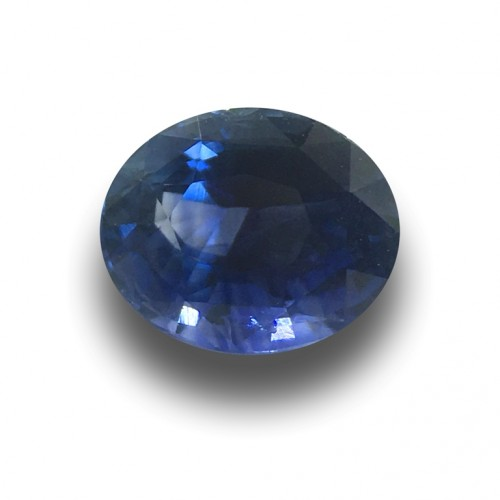 1.22 Carats | Natural Unheated Blue Sapphire|Loose Gemstone|New| Sri Lanka