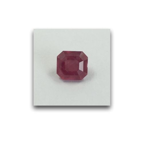 1.41 Carats | Natural Unheated Ruby|Loose Gemstone|New| Sri Lanka