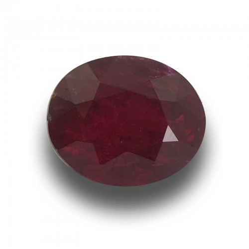 1.08 CTS| Certified Natural Unheated Ruby|Loose Gemstone| Madagascar -NEW