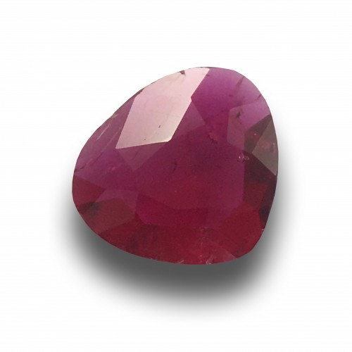 0.44 Carats | Natural Unheated Ruby|Loose Gemstone