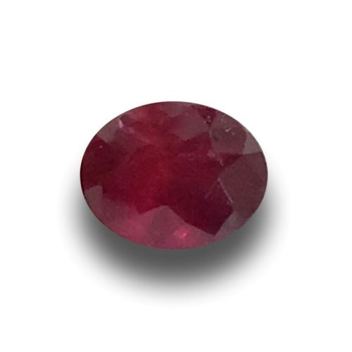 0.65 Carats | Natural Unheated Ruy|Loose Gemstone|New| Sri Lanka