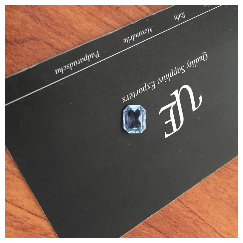 1.36 Carats | Natural Blue sapphire |Loose Gemstone|New| Sri Lanka