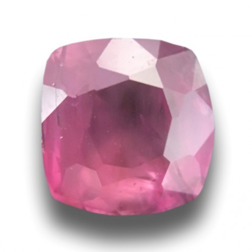 1.7 Carats | Natural Orange Pink sapphire |Loose Gemstone|New| Sri Lanka
