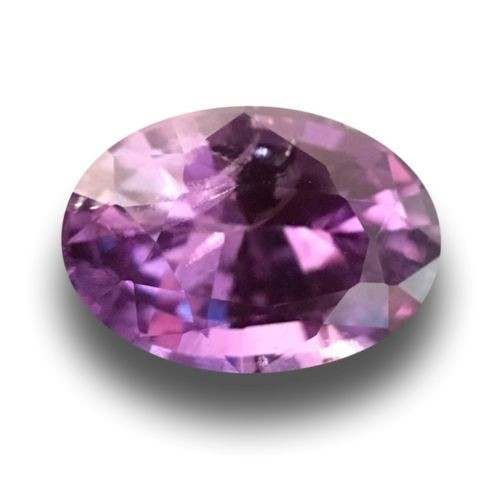 1.45 CTS | Natural Purple Sapphire | Loose Gemstone | Sri Lanka - New