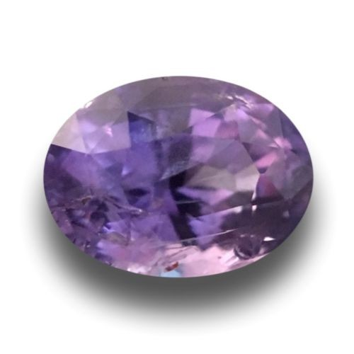 1.20 CTS | Natural Purple Sapphire | Loose Gemstone | Sri Lanka - New