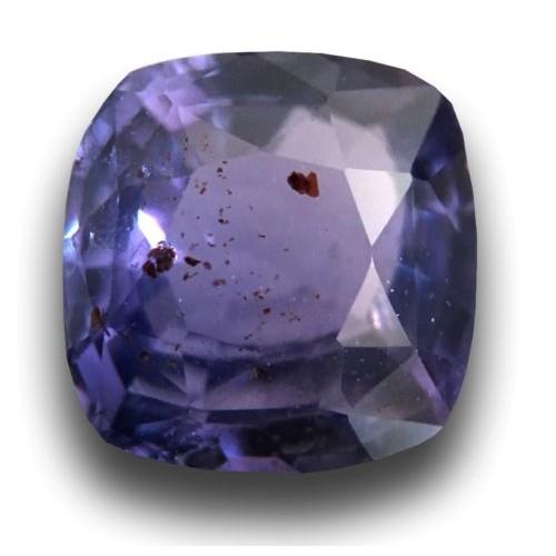 2.11 CTS | Natural Purple Sapphire |Loose Gemstone|New| Sri Lanka