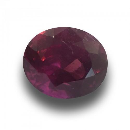 1.03 Carats | Natural Unheated Purple Sapphire|Loose Gemstone| Sri Lanka - New
