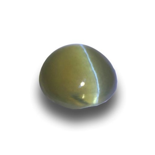 2.41 Carats | Natural Unheated Chrysoberyl Cat's Eye|Loose Gemstone| Sri Lanka -