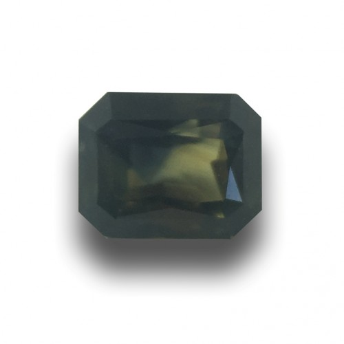 1.66 Carats | Natural Unheated Green Sapphire|Loose Gemstone| Sri Lanka - New
