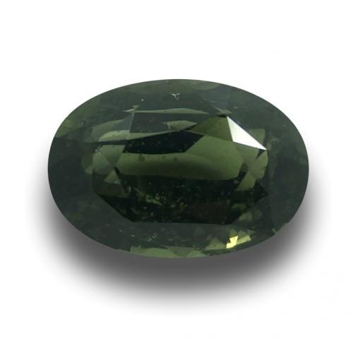 2.11 Carats | Natural Unheated Green Sapphire|Loose Gemstone| Sri Lanka - New