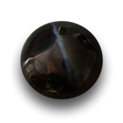1.27 Carats| Natural Unheated Greenish Brown Catseye