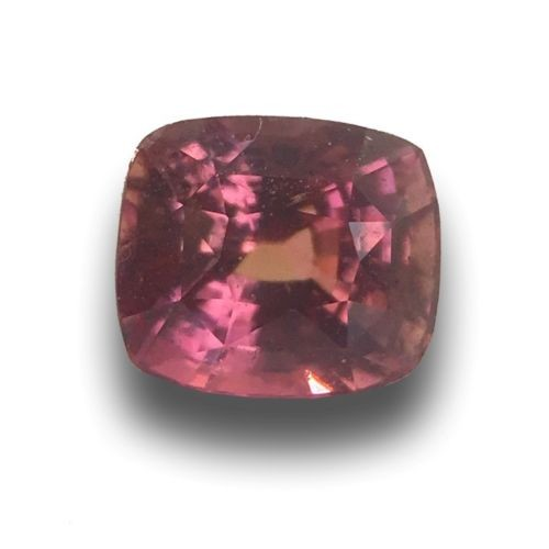 1.51 Carats | Natural PINKISH ORANGE Sapphire|Loose Gemstone|New| Sri Lanka
