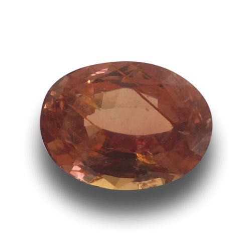 1.90 CTS | Natural unheated Pink Orange Sapphire|New| Sri Lanka