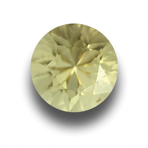 2.53 Carats | Natural Unheated Yellow Zircon|Loose Gemstone|New