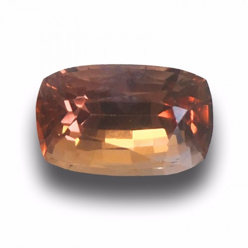 1.02 Carats | Natural Pinkish Orange Sapphire |Loose Gemstone| Sri Lanka - New