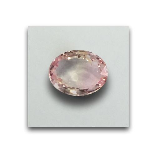 1.06 Carats |Natural Unheated Pinkish Orange Sapphire |Loose Gemstone| Sri Lanka