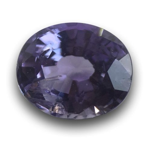 1.64 Carats | Natural Unheated Violet Sapphire|Loose Gemstone| Sri Lanka - New