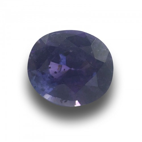 1.09 Carats | Natural Unheated Violet Sapphire|Loose Gemstone|New| Sri Lanka