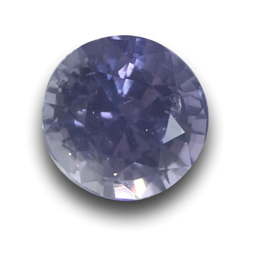 1.47 Carats | Natural Unheated Violet Sapphire|Loose Gemstone| Sri Lanka - New
