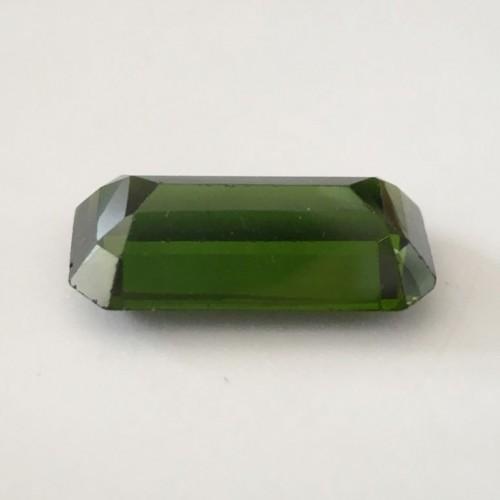4.95 Carats | Natural Green Tourmaline| Loose Gemstone| Sri Lanka - New