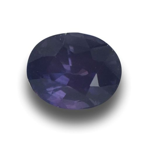 1.04 Carats | Natural Unheated Violet Sapphire |Loose Gemstone| Sri Lanka - New