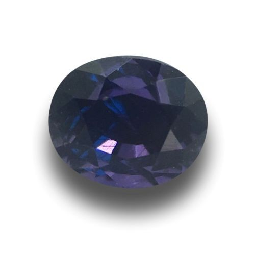 1.63 Carats | Natural Unheated Violet Sapphire|Loose Gemstone| Sri Lanka - New