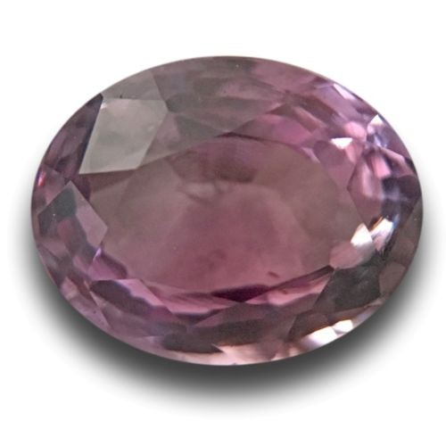 1.15 CTS | Natural violet sapphire |Loose Gemstone|New| Sri Lanka