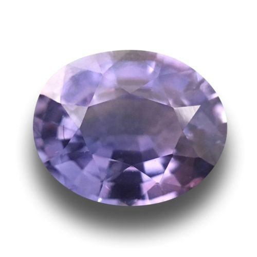 1.27 CTS|Natural Violet Sapphire|Loose Gemstone|Certified|Ceylon-NEW