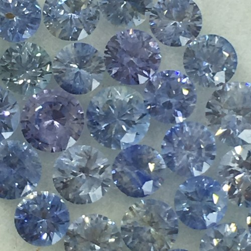 4.0 Total Carats | Natural Unheated Blue Sapphire Lot|Loose Gemstone|New|