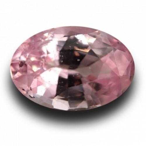 1.38 Carats | Natural Pink sapphire |Loose Gemstone|New| Sri Lanka