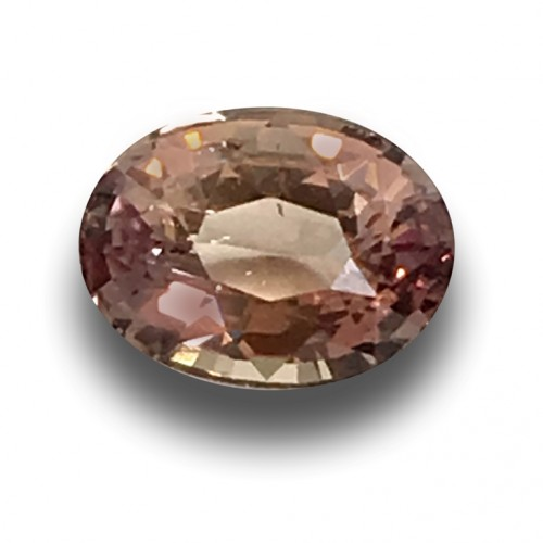 1.16 Carats | Natural Unheated Pinkish Orange Sapphire|Loose Gemstone|New