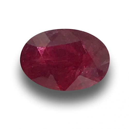 1.14 Carats | Natural Unheated Ruby|Loose Gemstone|New| Sri Lanka