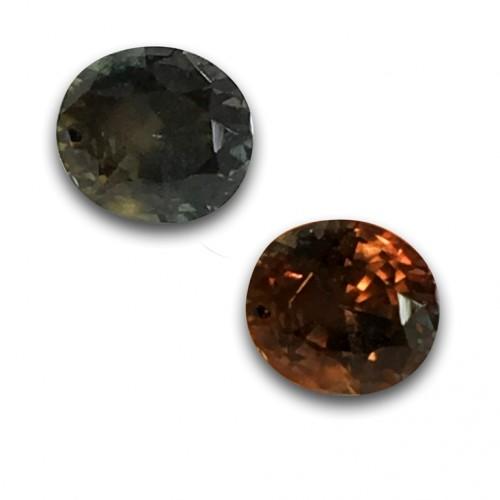 1.16 Carats | Natural Unheated Green Sapphire|Loose Gemstone|New| Sri Lanka
