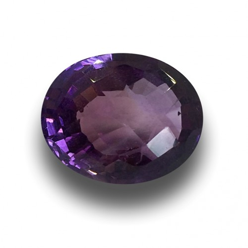 14.78 CTS | Natural quartz Amethyst |Loose Gemstone|New| Sri Lanka