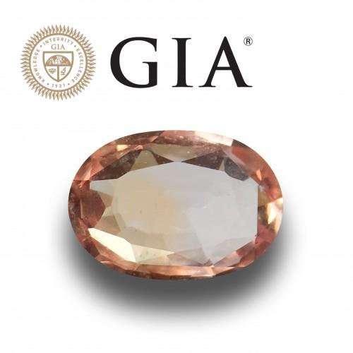 1.06 CTS |Natural Padparadsha|Loose Gemstone|Sri Lanka - new