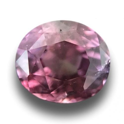 1.13 Carats | Natural Pink sapphire |Loose Gemstone|New| Sri Lanka