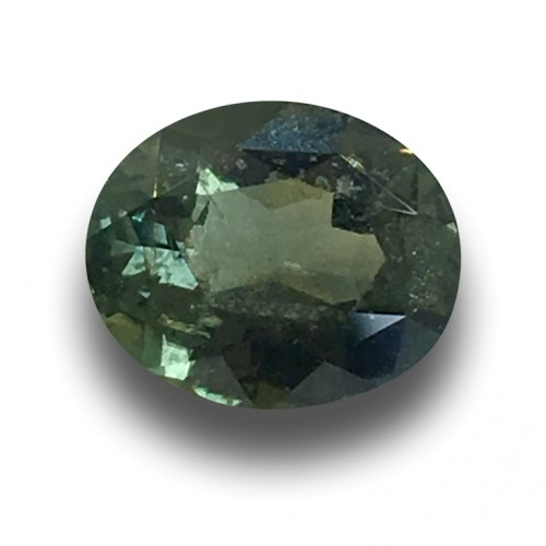 3.72 Carats | Natural Unheated Green Sapphire|Loose Gemstone|New| Sri Lanka