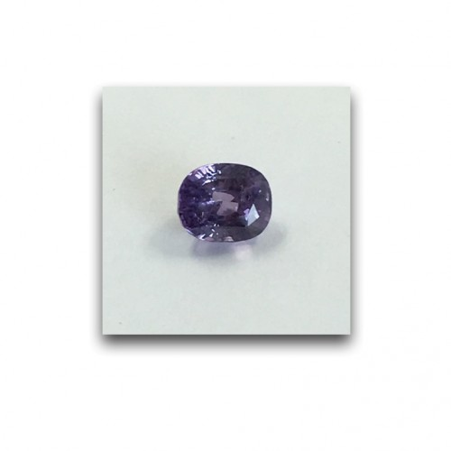 1.05 CTS | Natural violet sapphire |Loose Gemstone|New| Sri Lanka