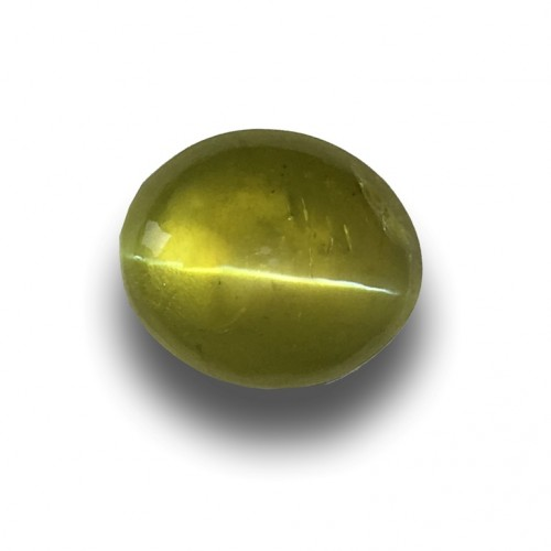 3.93 Carats | Natural Unheated Chrysoberyl Cat's Eye|Loose Gemstone| Sri Lanka