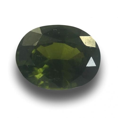 1.6 Carats | Natural Unheated Tourmaline | Loose Gemstone| Sri Lanka - New