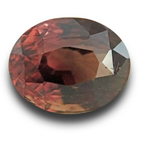 1.79 CTS | Natural Unheated brown sapphire |Loose Gemstone|New| Sri Lanka