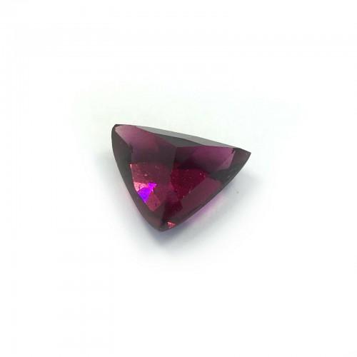 8.92 Carats | Natural Unheated Garnet Rhodolite|Loose Gemstone|New| Sri Lanka