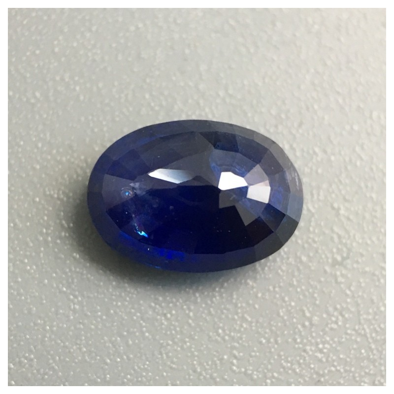 3.7 Carats | Natural Royal Blue sapphire |Loose Gemstone|New| Sri Lanka