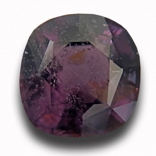 3.8 Carats | Natural purple spinel |Loose Gemstone|New| Sri Lanka